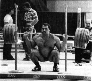 pisarenko-squat